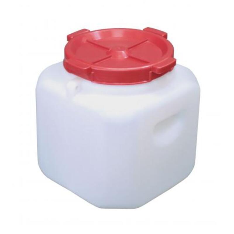 Statinė 20 l (tinkama maisto produktų laikymui)