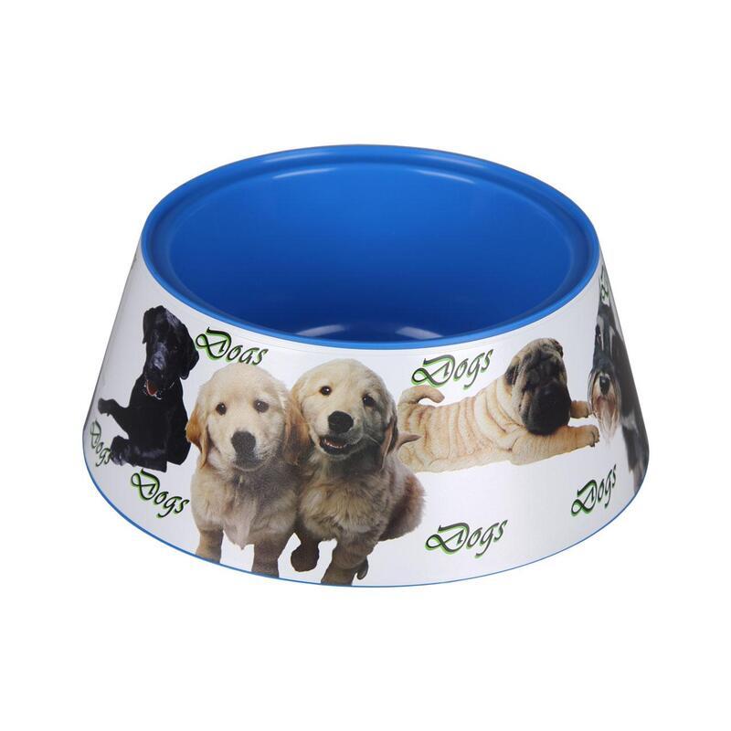 Dubuo šunų ėdalui, plastikas 0,7 L