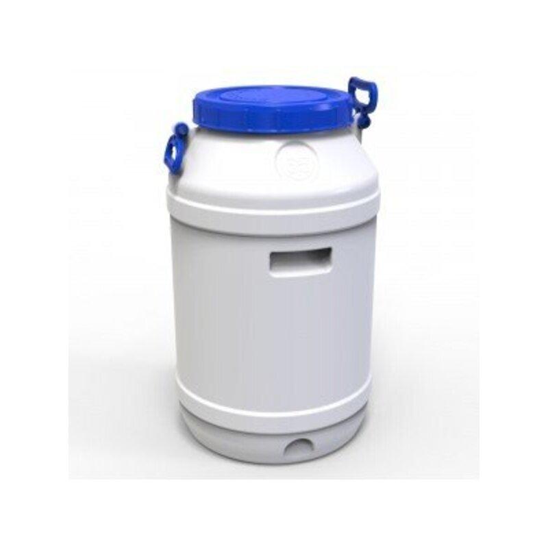 Bidonas plastikinis 65 l