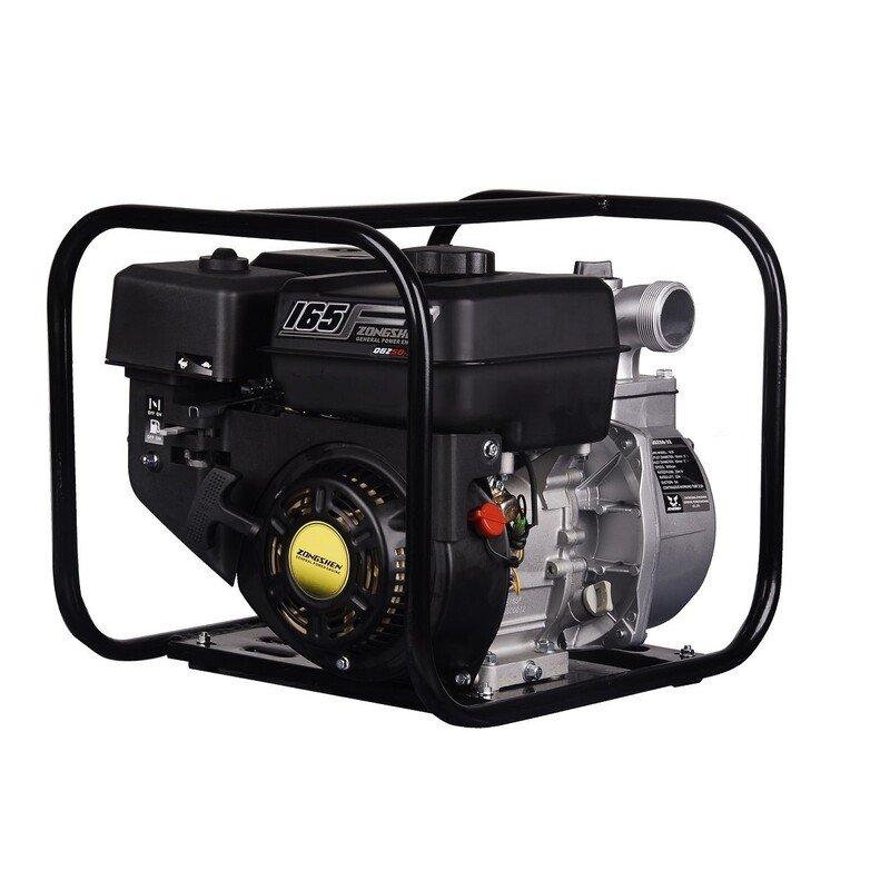 Vandens pompa QGZ50-32 / Tinka laistymui ar didesniam vandens perkėlimui prie ūkio.