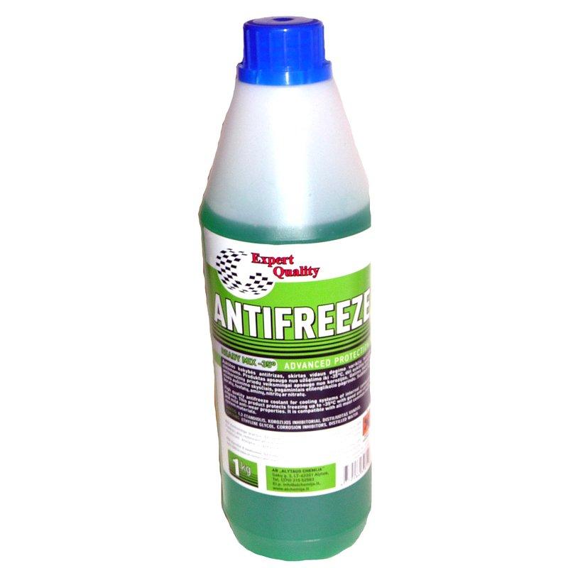 Antifrizas -35 ºC 1 kg (žalias)