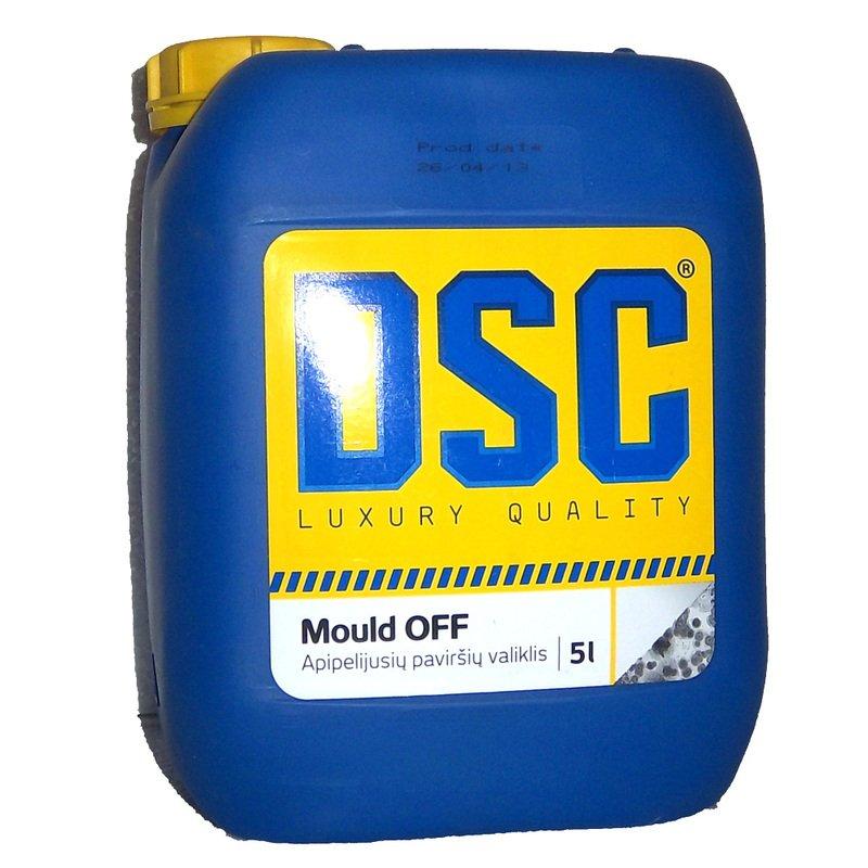 """Apipelijusių paviršių valiklis """"Mould Off"""" 5 l"""