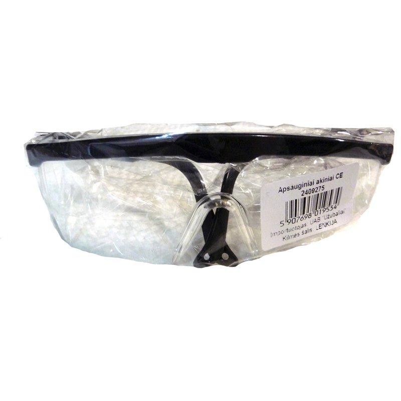 Apsauginiai akiniai CE EN 166