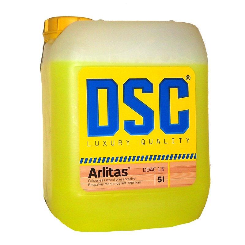 Arlitas DDAC1.5 (bespalvis) 5 l