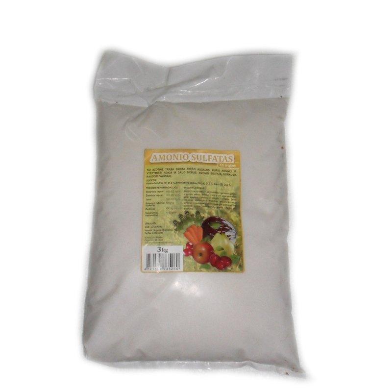 Amonio sulfatas 10 kg