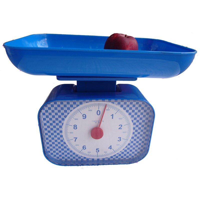 Buitinės pastatomos svarstyklės iki 10 kg