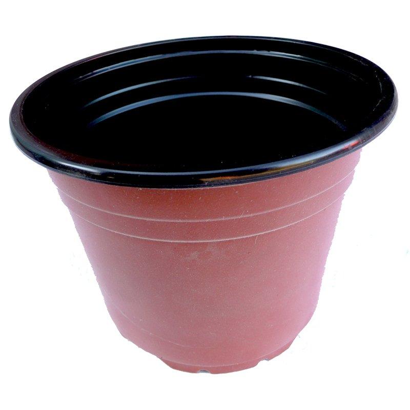 Vazonėlis daigams apvalus Ø 25 cm, 7.5 L, H- 20cm