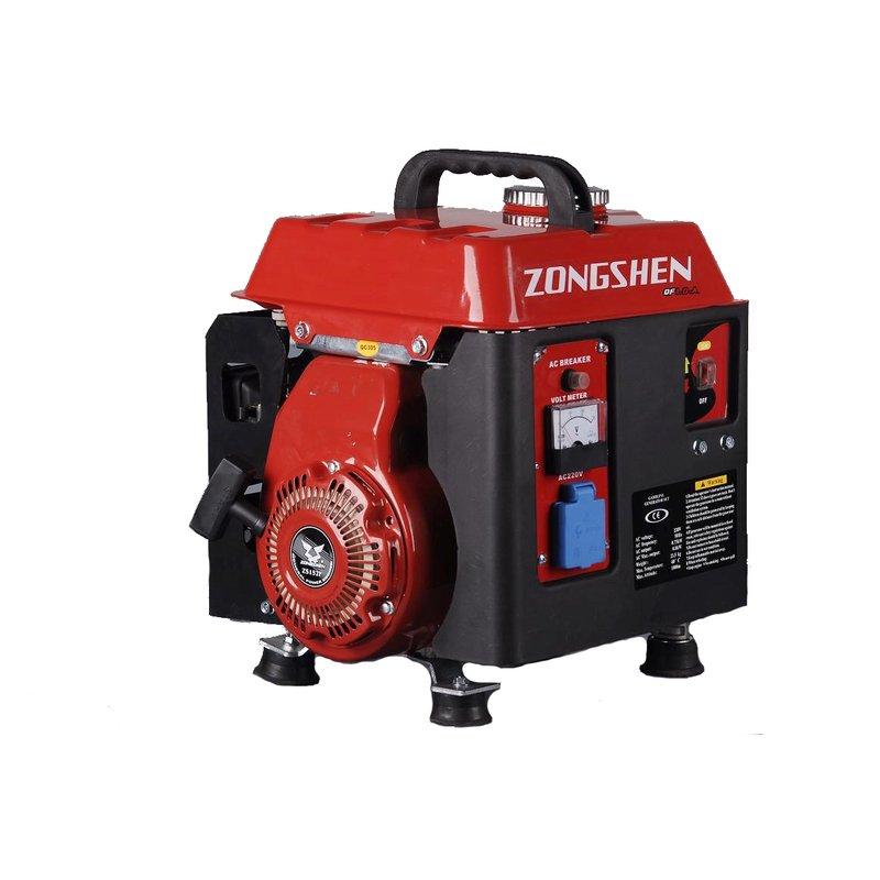 Benzininis generatorius ZSQF1.0-A - Mažas , lengvas ir tylus. Ekonomiškas Zongshen variklis.