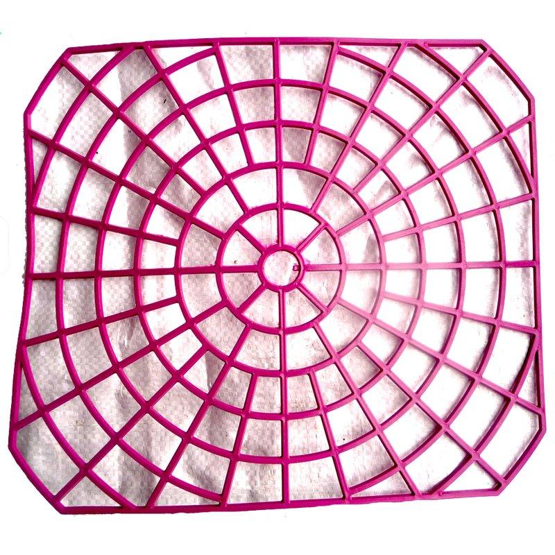 Įdėklas praustuvui, kvadratinis 35 cm