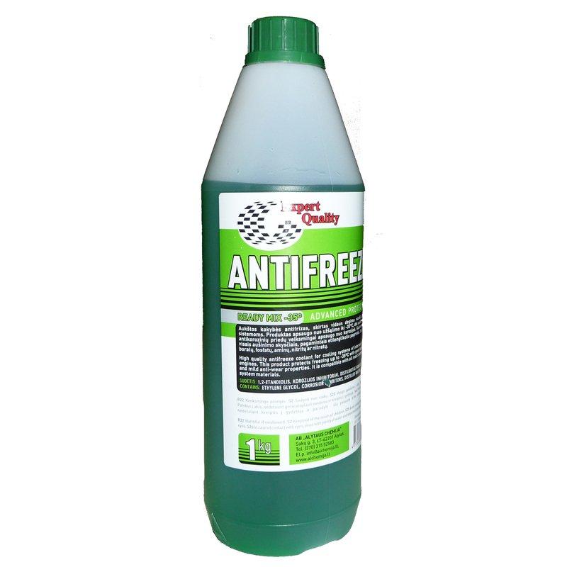 Antifrizas koncentruotas 1 kg (žalias)