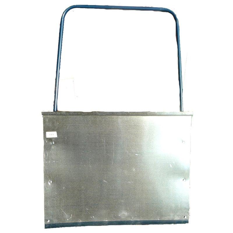 Sniego valytuvas (cinkuota skarda)